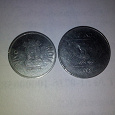 Отдается в дар Индийские монеты