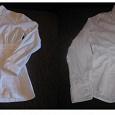 Отдается в дар рубашки белые женские