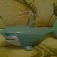 Отдается в дар Акула из мультика.Подводная братва.