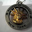 Отдается в дар Брелок сувенир из города нью-Йорка
