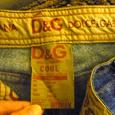 Отдается в дар Джинсы Dolce & Gabbana