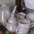 Отдается в дар Сервиз чайный «Перламутровый»