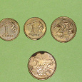 Отдается в дар Польские монеты.