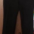 Отдается в дар Классические чёрные женские брюки, 46 размер