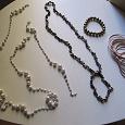 Отдается в дар Бижутерия: бусы, ожерелья, браслеты
