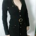 Отдается в дар Черное платье 42 размер
