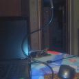 Отдается в дар Фонарик светодиодный USB