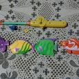 Отдается в дар Рыбки-игрушки