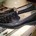 Отдается в дар обувь женская 38-39 р