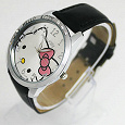 Отдается в дар №12: Часы Hello Kitty