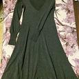Отдается в дар Платье 44 размера, рост 160-170.