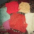 Отдается в дар шарфы, палантины женские