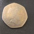 Отдается в дар Монета, Англия