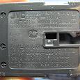 Отдается в дар Аккумулятор + ультрофиолетовый светофильтр для видеокамеры JVC GR-D73 7.2В, 800мА