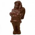 Отдается в дар Шоколадный Дед Мороз
