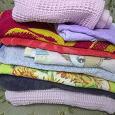 Отдается в дар полотенца