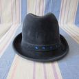 Отдается в дар Серая шляпа