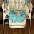 Отдается в дар Детский стульчик для кормления Chicco Polly Magic