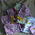 Отдается в дар Пакетик вещей на ребенка 6 месяцев — 1 года