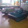 Отдается в дар радиоуправляемые танки