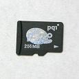 Отдается в дар Флешка microSD для телефона 256мб.