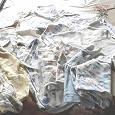 Отдается в дар Небольшой пакет одежды на грудничка