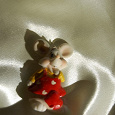 Отдается в дар магнит «мышка»