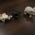 Отдается в дар Три слона