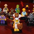Отдается в дар Минифигурки Лего 13 серия