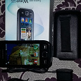 Отдается в дар смартфон Samsung Wave 5250