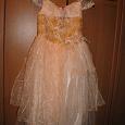 Отдается в дар выпускное платье для девочки
