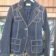 Отдается в дар Куртка — пиджак женская 46 размер