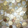 Отдается в дар Монеты наши…