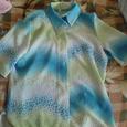 Отдается в дар Блуза-рубашка женская,