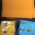 Отдается в дар Бумага а4 оранжевая + салфетки