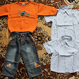 Отдается в дар Детская одежда для мальчика 1,5-2х лет