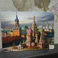 Отдается в дар Календарик «Москва. Красная площадь.»