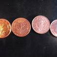 Отдается в дар евро-центы