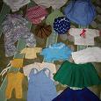 Отдается в дар одежда для кукол