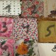 Отдается в дар Отрезы ткани и тюли, большие, можно на ХМ или шитьё