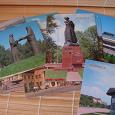 Отдается в дар Набор открыток «Челябинск»
