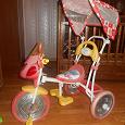 Отдается в дар велосипед 3х-колесный