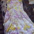 Отдается в дар платье летнее 48-50 р-р