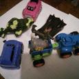Отдается в дар Детская техника и др. игрушки