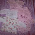 Отдается в дар Одежда для новорождённой малышки 62 р.