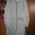 Отдается в дар Пальто женское демисезонное, б\у, 2 шт, размер 46-48