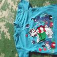 Отдается в дар Комплект майка + трусики, новый, новая футболка до 2 лет, брючки до 2 лет