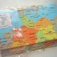 Отдается в дар Блокнот-карта Германии
