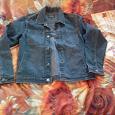 Отдается в дар Куртка джинсовая, женская