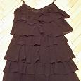 Отдается в дар маленькое черное платье размер 42